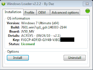 loader windows 7 clubic