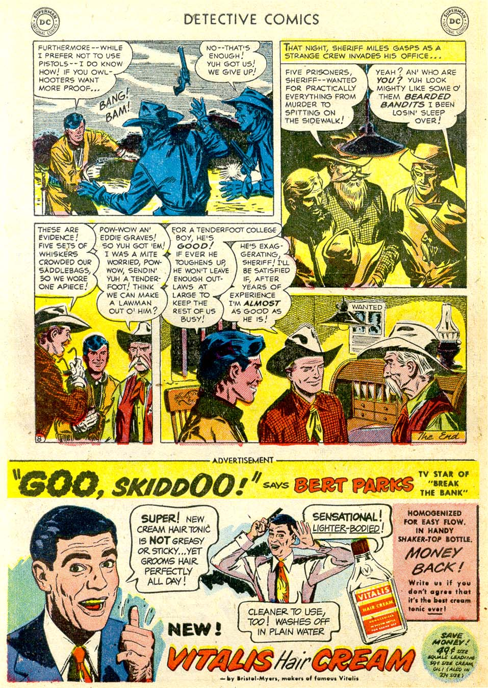 Read online Detective Comics (1937) comic -  Issue #178 - 40