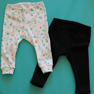 brindille twig baby leggings