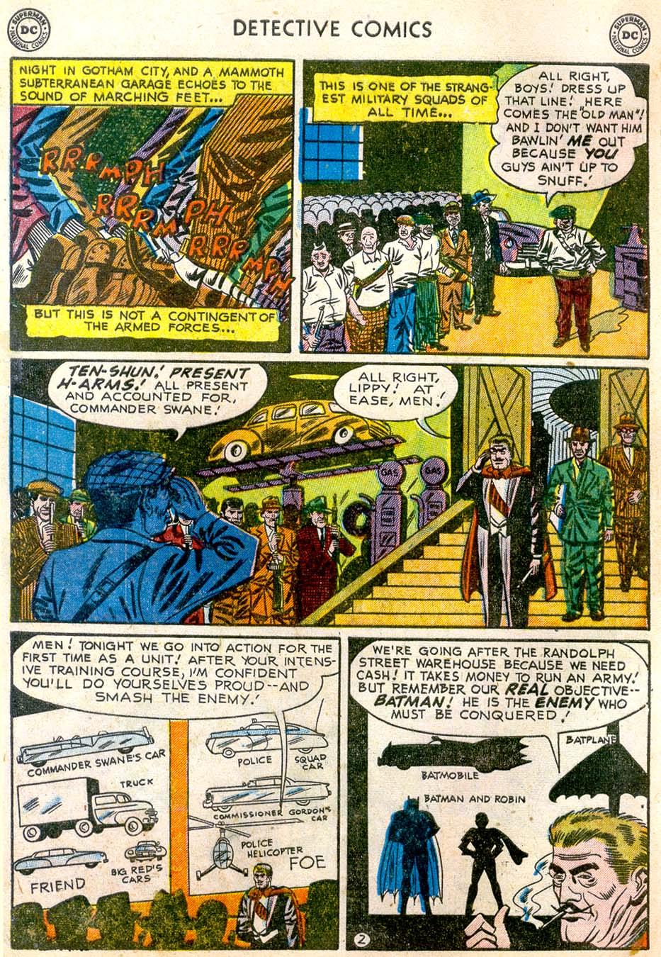 Detective Comics (1937) 178 Page 3