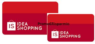 Logo Concorso IBL : vinci gratis 299 Gift Card Idea Shopping da 90 euro e non solo