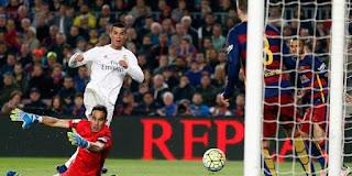Madrid Permalukan Barca di Camp Nou