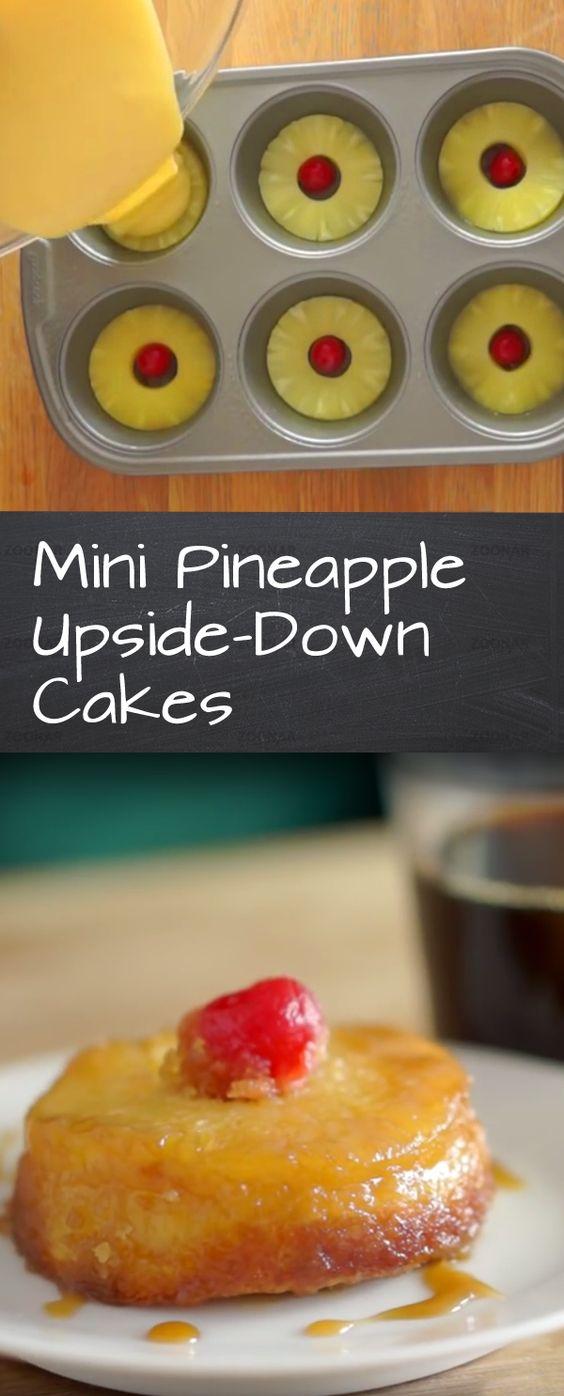 Pineapple upside down cake recipe blog
