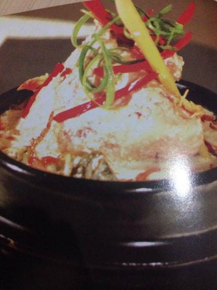 Ayam Santan Bumbu Telur Nikmat