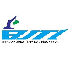 Logo PT Berlian Jasa Terminal Indonesia