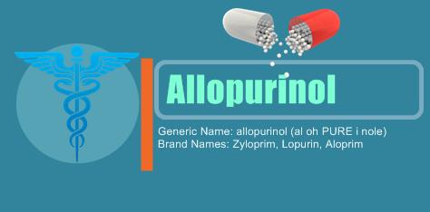 Allopurinol, Obat Asam Urat Cara Penggunaan Dan Efeks Sampingnya