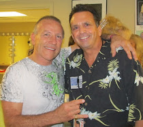 Mark Farner with Ray Shasho