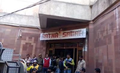 Jaipur, Rajasthan, Ratna Sagar, Johri Bazar Jaipur, Bomb Information, Bomb Rumor