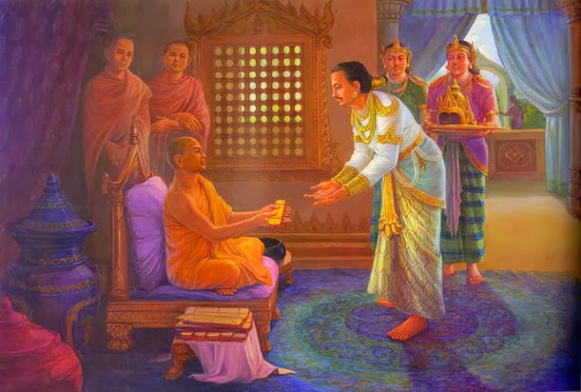 Đạo Phật Nguyên Thủy - Kinh Tăng Chi Bộ - Nguy hại khi đặt lòng tin vào một người