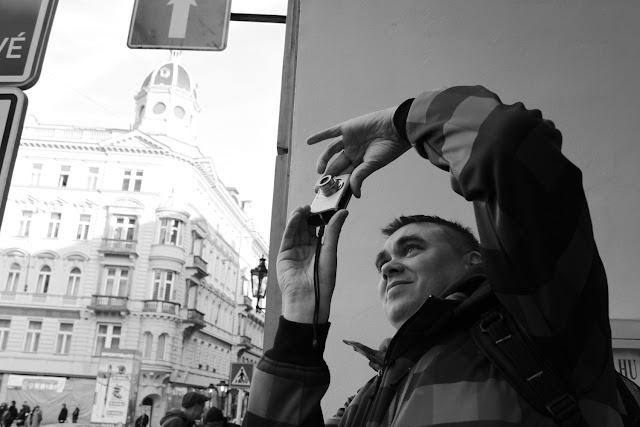 Mustavalkoisia muistoja Prahasta 24
