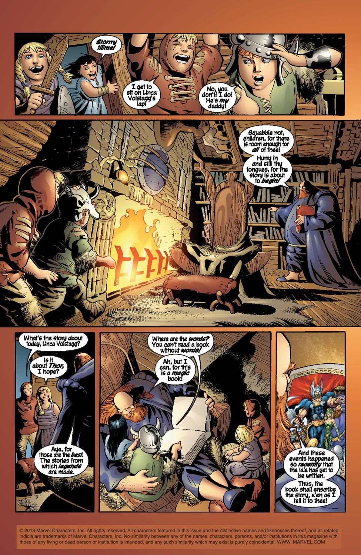 Thor (1998) Issue #57 #58 - English 2