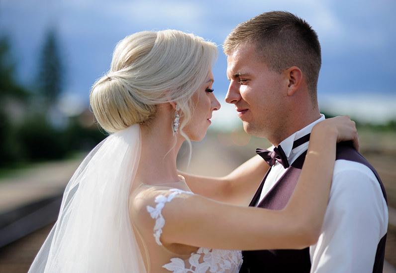 Vestuvės Skuode