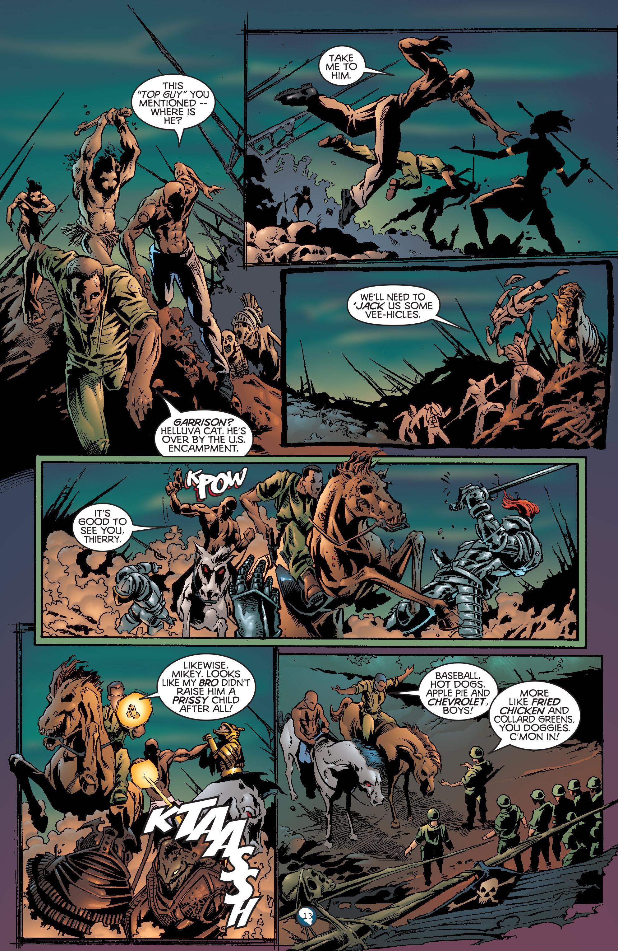 Read online Shadowman (1997) comic -  Issue #20 - 10