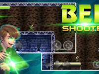 Ben Ultimate Shooter Alien MOD APK v1.0 Latest Version