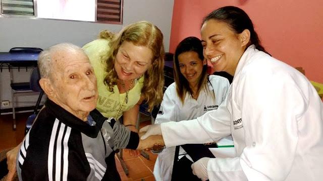 Saúde da Ilha Comprida comemorou ampla adesão popular ao Novembro Azul e Combate ao Diabetes