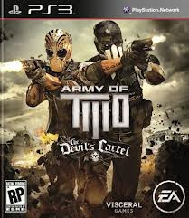Download Army of Two The Devil s Cartel Torrent PS3 2013