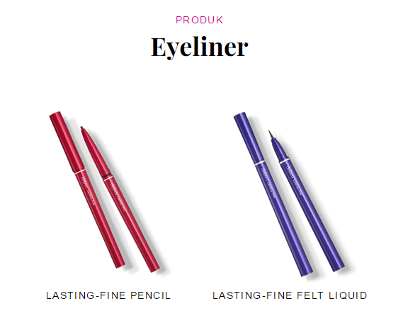 Review Eyeliner Dejavu