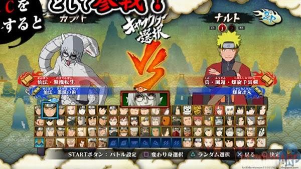 Game Naruto Shippuden Ultimate Ninja 5 Pc Tanpa Emulator