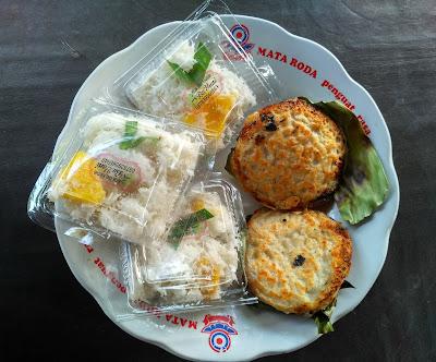 Jajanan Kuliner Kicak, Serabi Pisang dan Kacang Bumbon Kauman Jogjakarta
