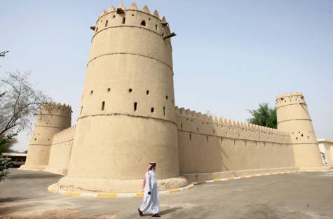 Al Ain bears evidence of a culture's ability to adapt