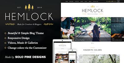 Hemlock WordPress Theme Free Download