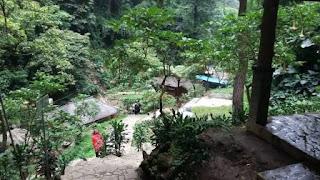 Wisata Murah Lembang bandung curug cimahi