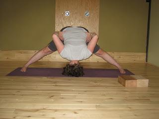 pln yoga studio  pamela nelson june  pose of the month