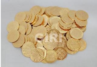 Kuber Laksmi Pooja Coin Set