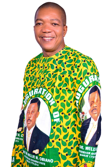 Anambra Senatorial District: Hon. Ikenna Mbazulike-Amechi Officially Declares