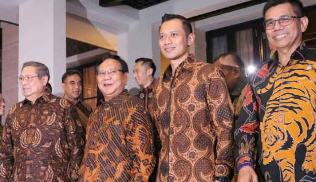SBY: Jokowi Ingin Saya di Dalam, Tapi Banyak Rintangan untuk Koalisi