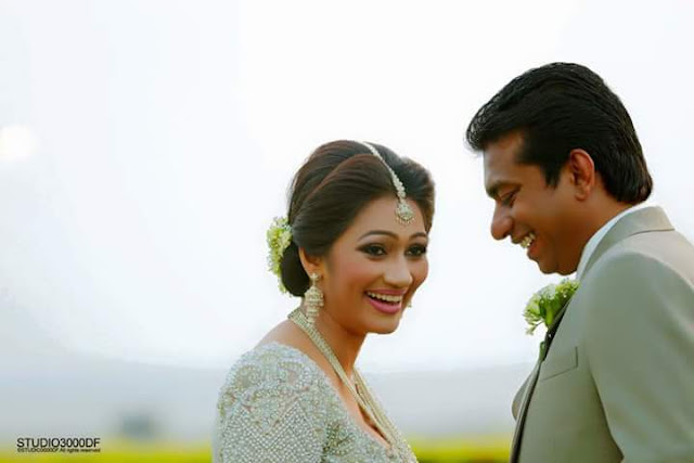 Upeksha Swarnamali's New Marriage Life