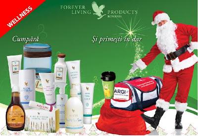 Promotii Forever Dec. 2012 - Wellness