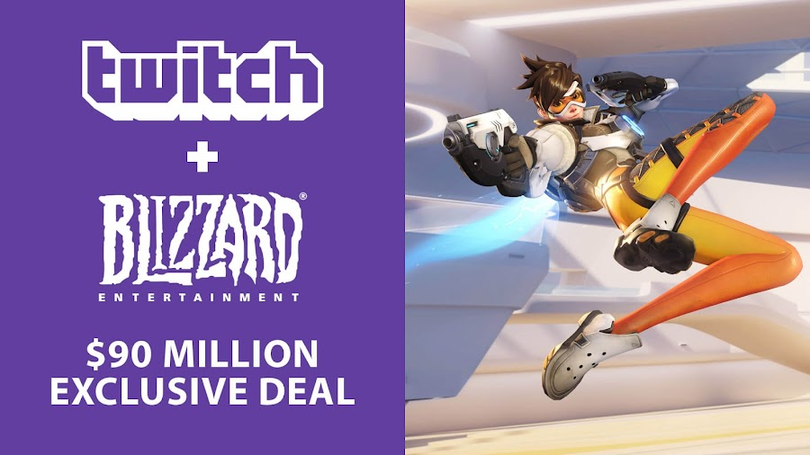 twitch 90 million overwatch league blizzard