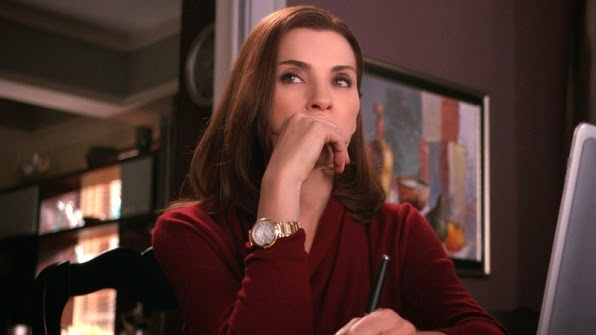 The Good Wife S06E14. Mind's Eye alicia florrick critica review opinion