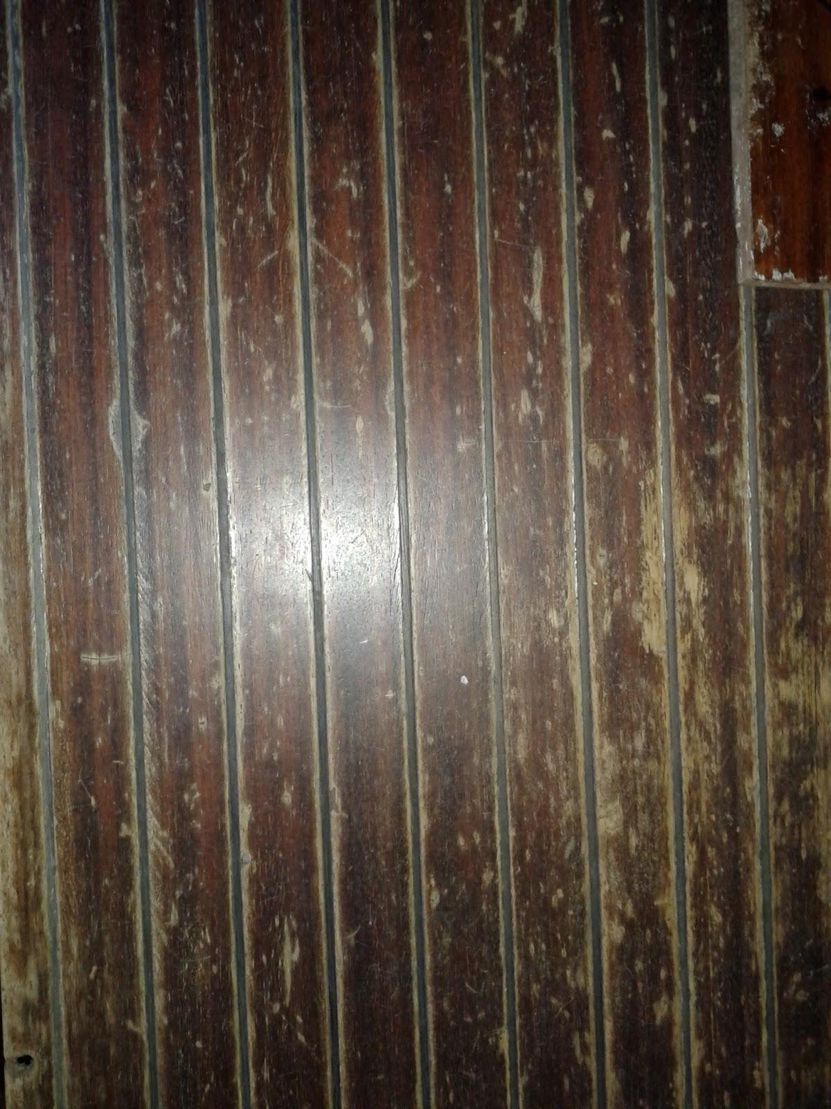 Veleando: Reparación suelo interior