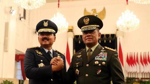 Posisi Gatot Nurmantyo Sekarang Setelah Tidak Menjabat Panglima TNI