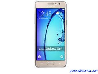 Cara Flashing Samsung Galaxy On5 SM-G550FY