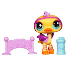 Littlest Pet Shop Portable Pets Ostrich (#516) Pet