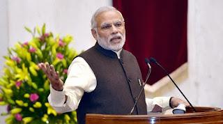 15 August NS Modi Hindi Speech