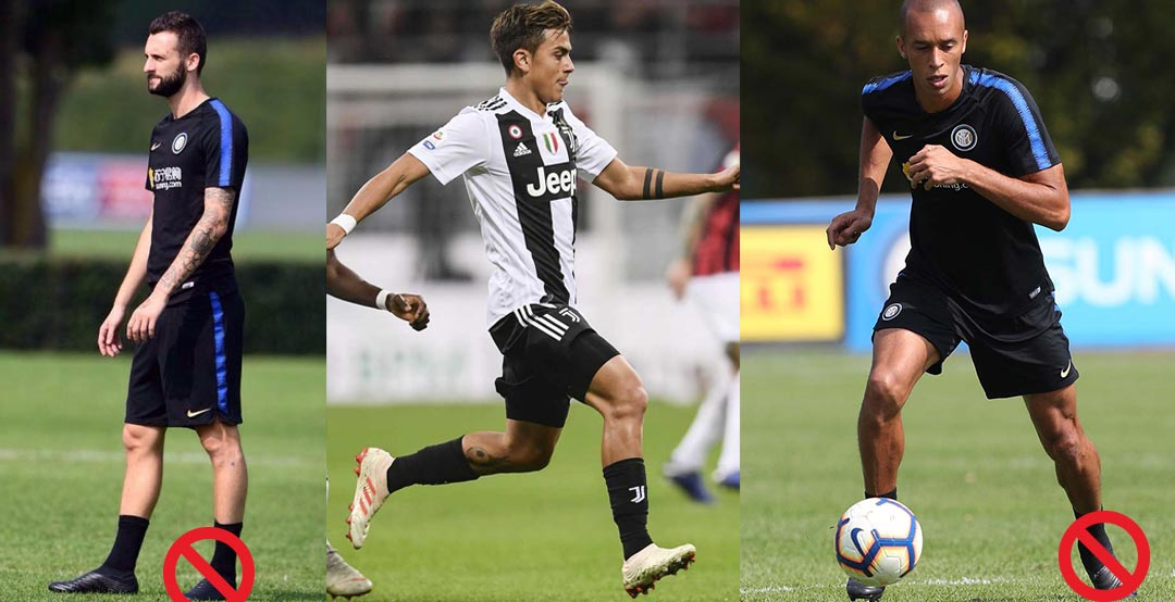 032c964459d Paulo Dybala Is The World s Only Player Who Is Wearing The Laceless Adidas  Copa Boots