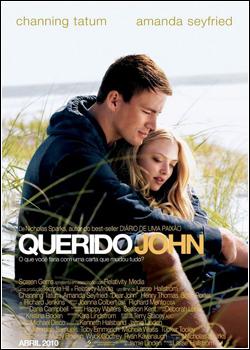 capa Querido John | Dublado