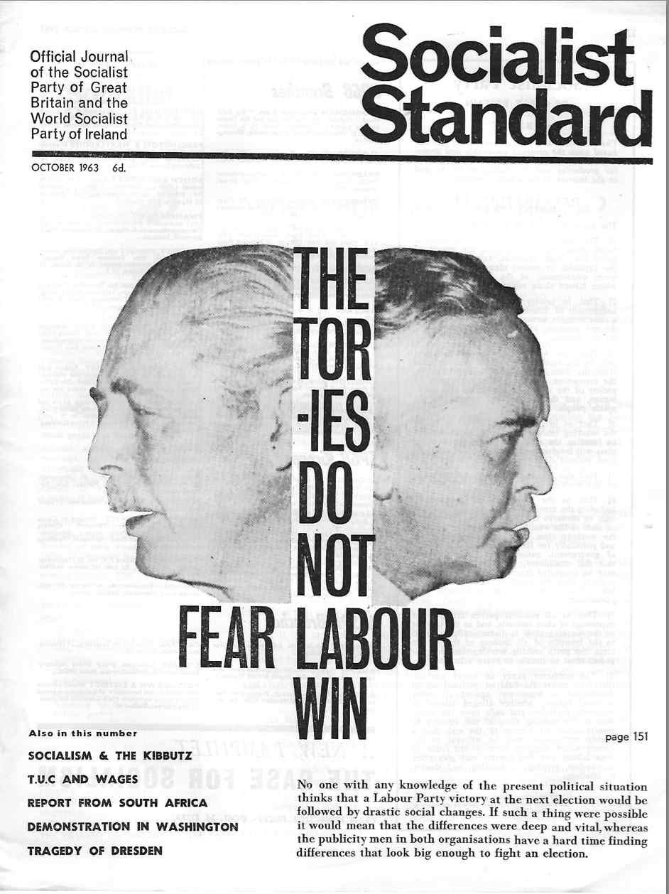 Socialist Standard Past & Present: 2015