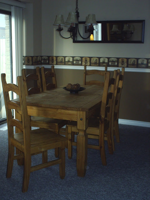 South Barrington Dining Room Project: From Gardners 2 Bergers: Reader Feature: 3 DIY Projects