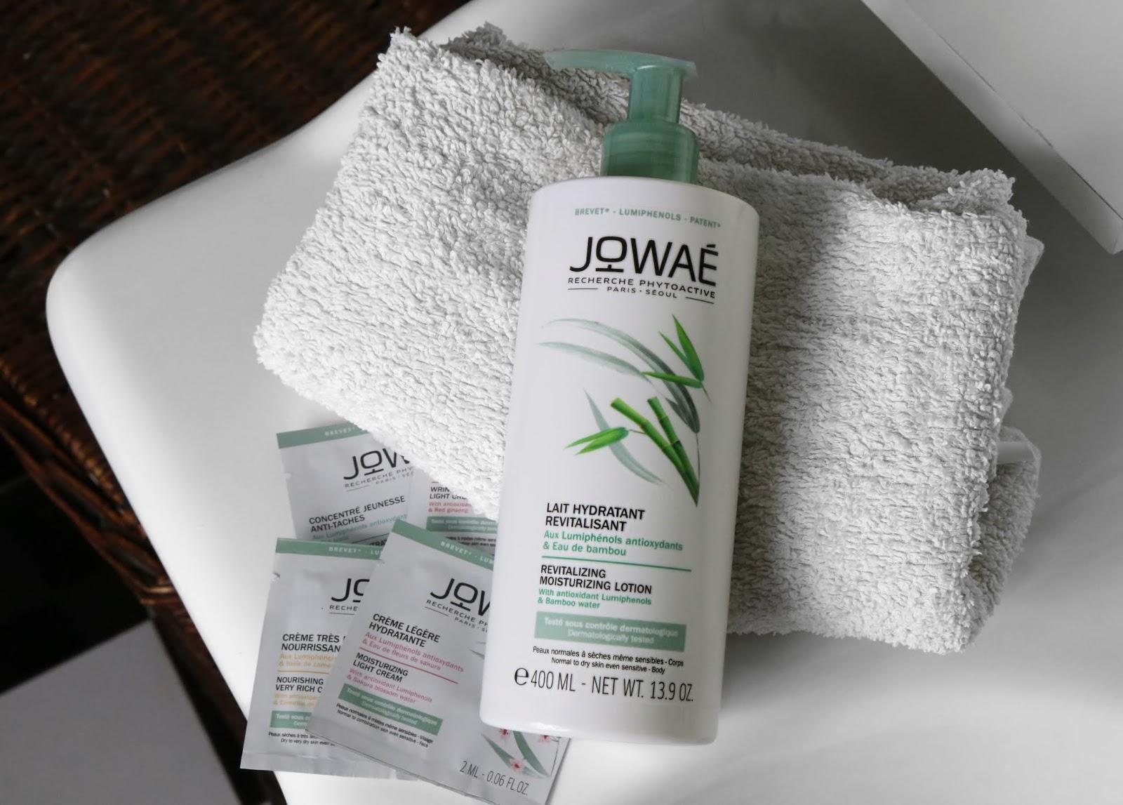 jowae body lotion