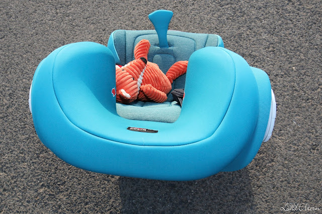 Britax - Römer - Kindersitz - Kidfix II XP SICT - Testbericht