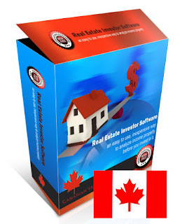 Real Estate Investor Software - Canadian version