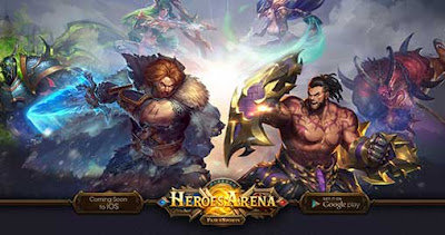 Heroes Arena Apk for Android Free Download Online