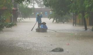 inondations au Vietnam