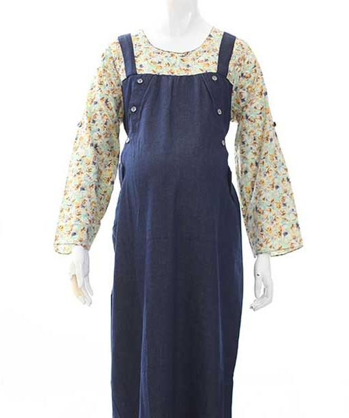 Koleksi Gambar Model Baju Hamil Batik Gamis Muslim Terbaru: Gambar Model Baju Hamil Batik Gamis Muslim Terbaru 2015