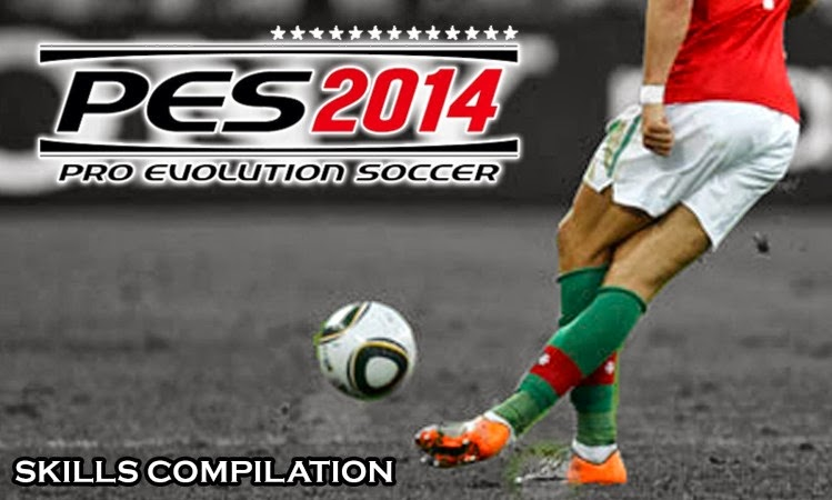 Skill and Graphics Which Settled In Pro Evolution Soccer 2014